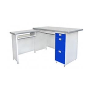 โต๊ะทำงานเหล็ก ยี่ห้อ Luckyworld รุ่น DL-52-3ADK