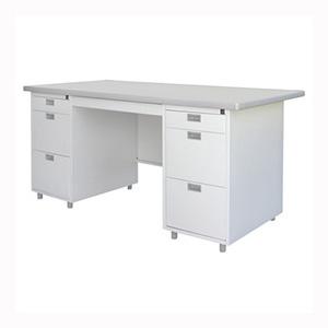 โต๊ะทำงานเหล็ก ยี่ห้อ Luckyworld รุ่น DL-52-33