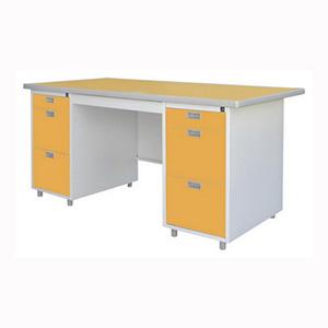 โต๊ะทำงานเหล็ก ยี่ห้อ Luckyworld รุ่น DP-52-33