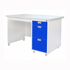 โต๊ะทำงานเหล็ก ยี่ห้อ Luckyworld รุ่น DX-35-3