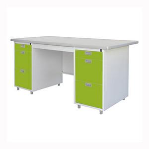 โต๊ะทำงานเหล็ก ยี่ห้อ Luckyworld รุ่น DX-52-33